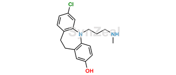 Picture of 8-Hydroxy Desmethyl Clomipramine