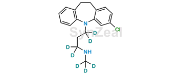 Picture of N-Desmethyl Clomipramine D7