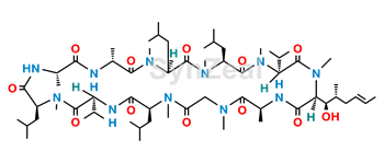 Picture of Cyclosporin B