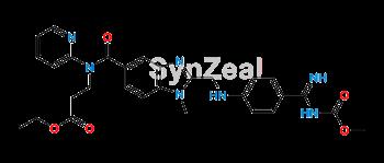 Picture of N-Methoxycarbonyl Dabigatran Ethyl Ester