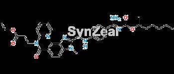 Picture of  O-(2-Heptyl) Dabigatran Ethyl Ester