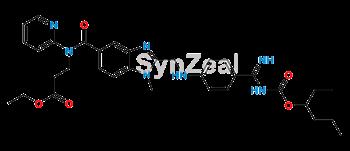 Picture of O-(3-Hexyl) Dabigatran Ethyl Ester