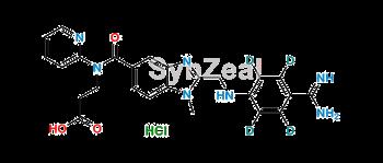 Picture of Dabigatran D4 Hydrochloride