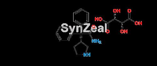 Picture of Darifenacin Pyrrolidine Impurity (S)-Isomer