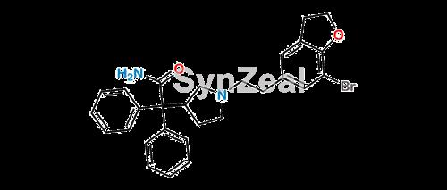 Picture of Darifenacin 7-Bromo Analog