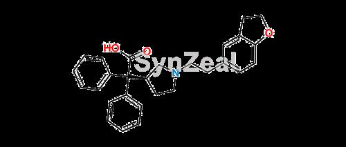 Picture of Darifenacin Carboxylic Acid Impurity
