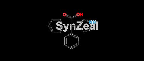 Picture of Darifenacin Pyrrolidin Carboxylic Acid Impurity