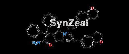 Picture of Darifenacin Pyrrolidinium Dimer Impurity