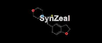 Picture of Darifenacin Morpholine Amide Impurity