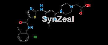 Picture of Dasatinib Carboxylic Acid