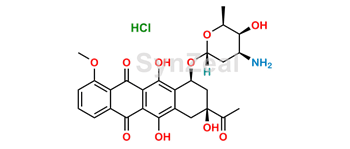 Picture of Daunorubicin Hydrochloride