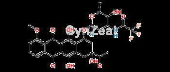 Picture of N-TFA-Daunorubicin