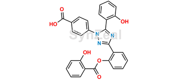 Picture of Deferasirox Salicyloyl Ester
