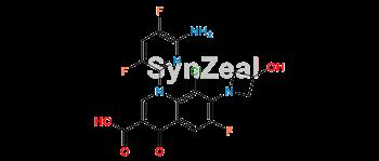 Picture of Delafloxacin Free Acid