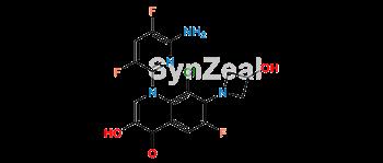 Picture of Delafloxacin Impurity 1