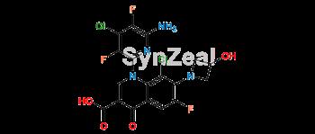 Picture of Delafloxacin Impurity 2