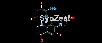 Picture of Delafloxacin Impurity 3