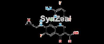 Picture of Delafloxacin Impurity 6