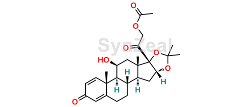 Picture of Acetyldesonide