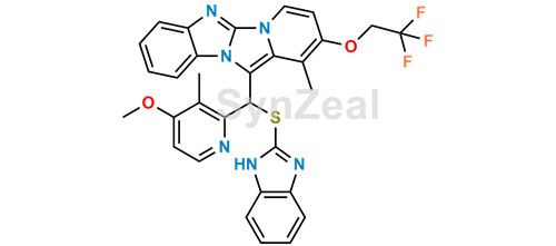 Picture of Dexlansoprazole Impurity 4