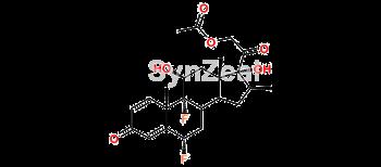 Picture of Diflorasone 21-acetate