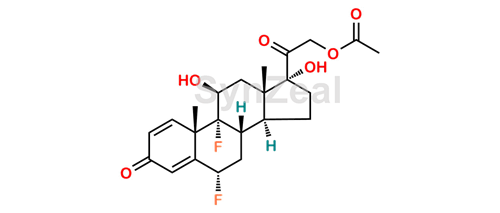 Picture of Difluoroprednisolone 21 Acetate