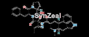 Picture of Dihydroergocristine mesilate EP Impurity J