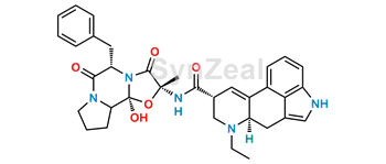 Picture of Dihydroergotamine Mesylate Impurity 2