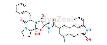Picture of Dihydroergotamine Mesylate Impurity 4