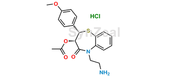 Picture of Diltiazem N,N-DiDesmethyl HCl