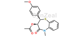 Picture of Diltiazem DTZ-I Impurity