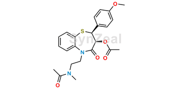Picture of N-Acetyl Diltiazem