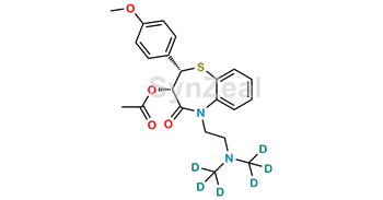 Picture of Diltiazem D6