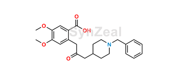 Picture of Donepezil open ring impurity