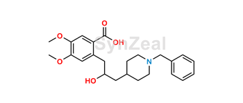 Picture of Donepezil Hydroxy Acid Impurity