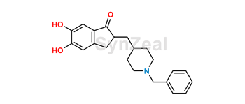 Picture of Donepezil Didesmethyl Impurity