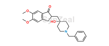 Picture of Donepezil 4-Hydroxy Impurity