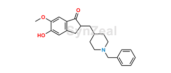 Picture of Donepezil 5-O-Desmethyl Impurity