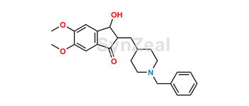 Picture of Donepezil 3-Hydroxy Impurity