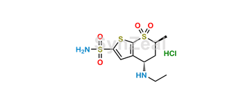 Picture of Dorzolamide HCl