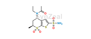 Picture of Dorzolamide Impurity 1