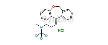 Picture of Z-Doxepin-D3 HCl