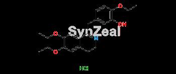 Picture of 3'-Desethoxy Drotaverine HCl