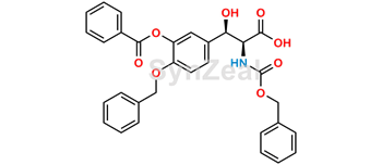 Picture of Droxidopa Carbamate Benzoate Impurity