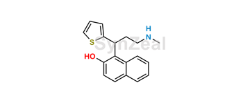Picture of Duloxetine 2-Naphthalenol Impurity