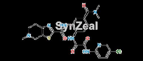Picture of Edoxaban Impurity 12 (1R,2R,4S)