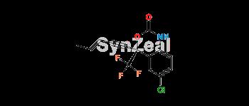 Picture of Efavirenz pent-3-ene-1-yne (trans)