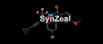 Picture of Efavirenz Benzoylaminoalcohol Impurity