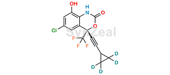 Picture of 8-Hydroxy-Efavirenz D4