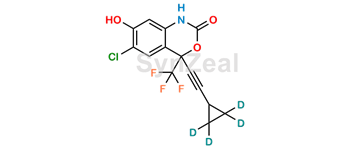 Picture of 7-Hydroxy-Efavirenz D4